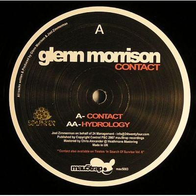 GLENN MORRISON – CONTACT / HYDROLOGY