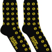 Glenn Morrison Socks Pair black